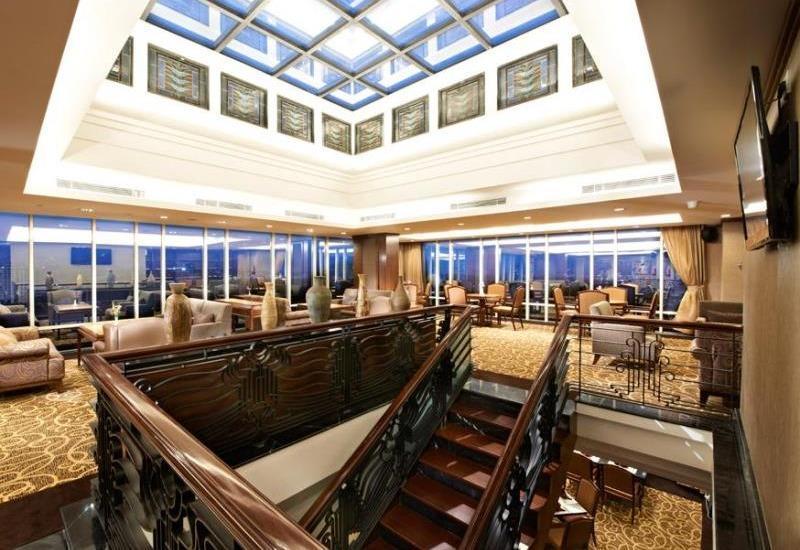 Grand Royal Panghegar Bandung - Lounge