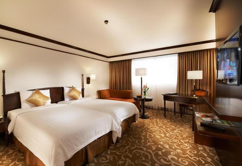 El Royale Hotel Bandung - Merdeka Twin WIth Breakfast Regular Plan