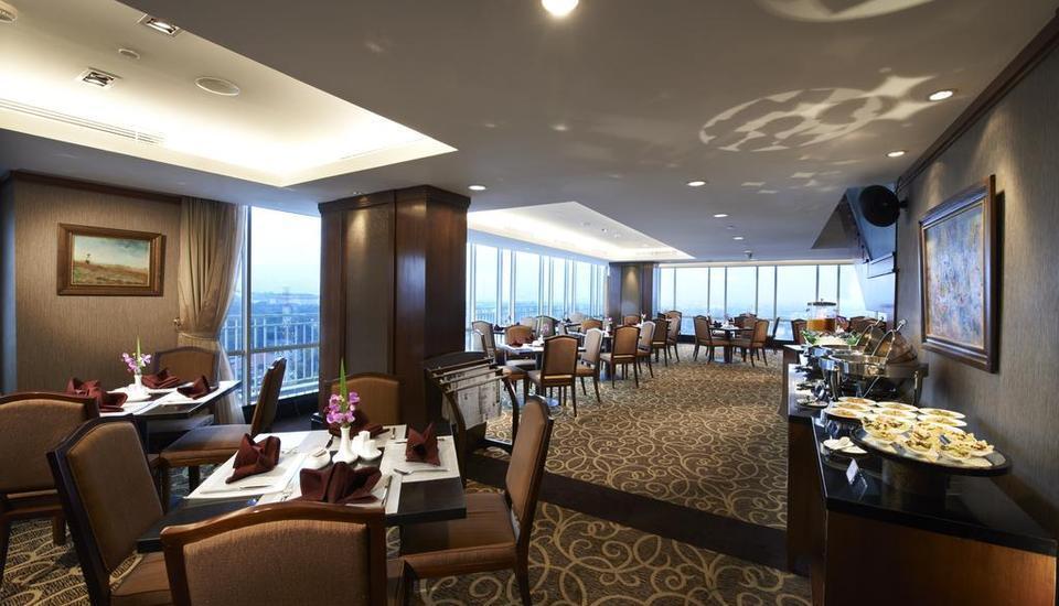 El Royale Hotel Bandung - Restaurant