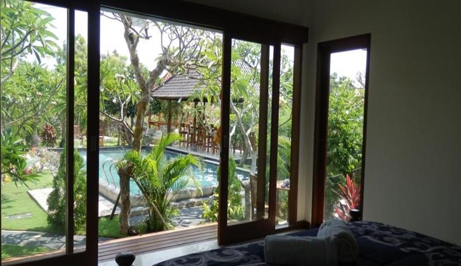 Villa Graha 221 Lembongan - Kamar tamu
