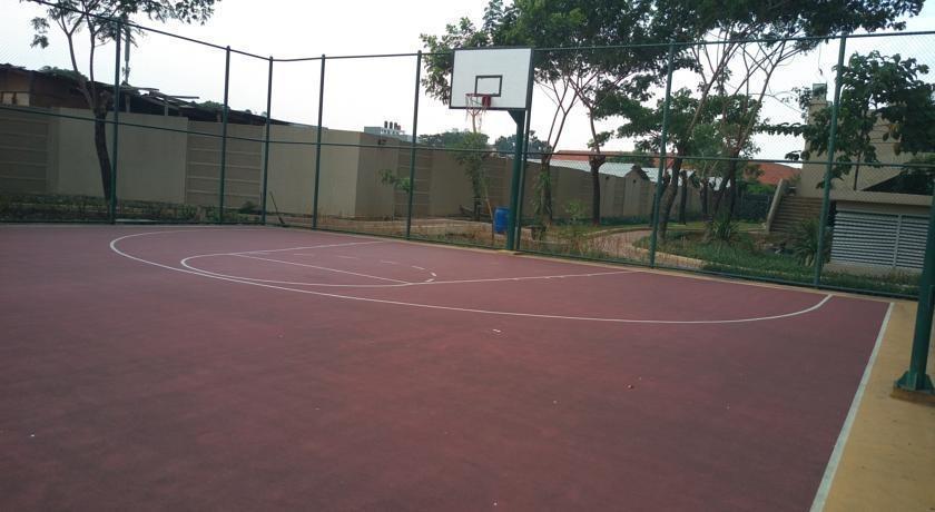 Apartement Mediterania 2 Tanjung Duren - Lapangan basket