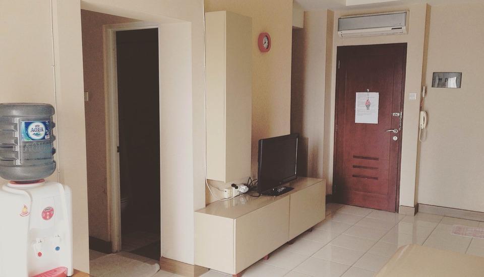 Apartement Mediterania 2 Tanjung Duren - Ruang tamu dengan LCD TV