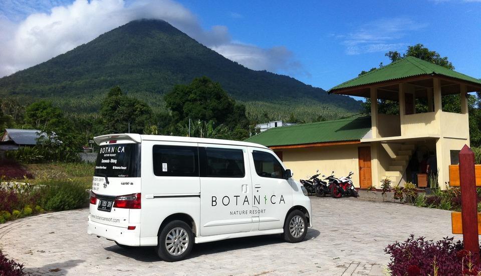 Botanica Nature Resort Bitung - Ruang Keamanan