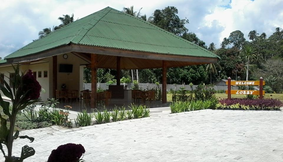 Botanica Nature Resort Bitung - Resepsionis