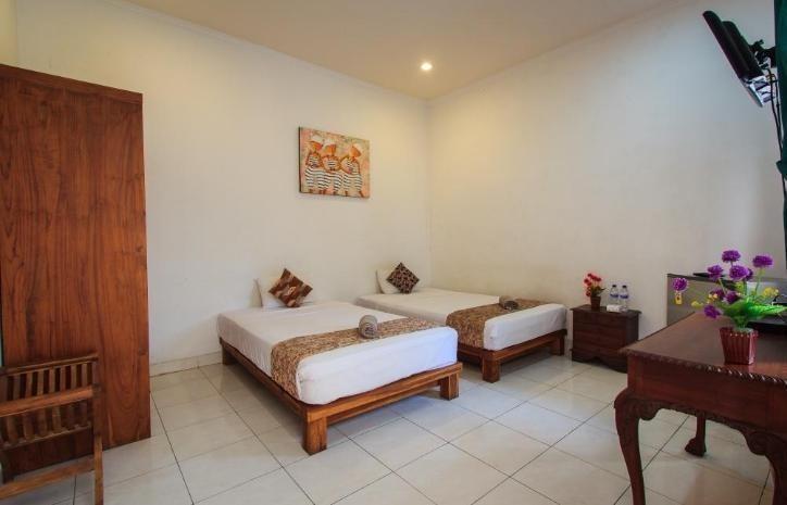 Melati View Hotel Bali - Superior Twin
