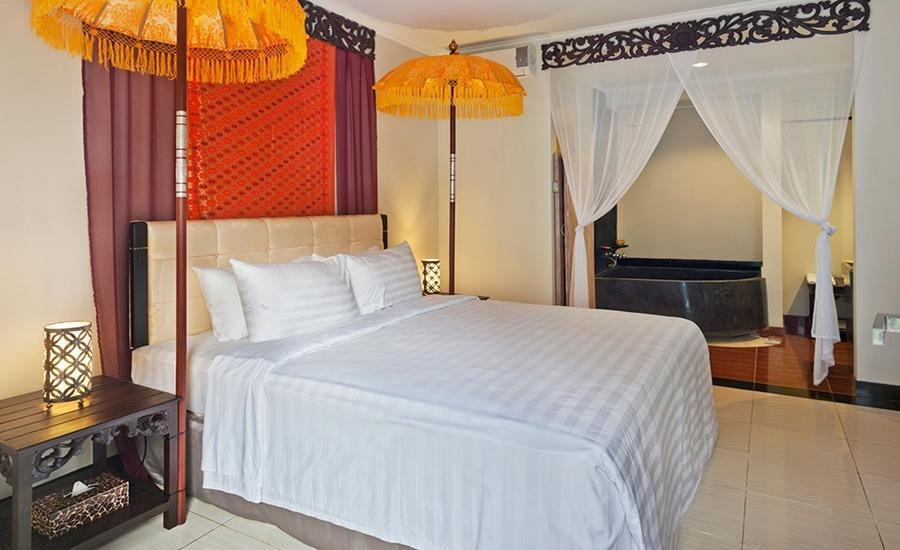 Baliwood Resort Ubud - Deluxe Room Regular Plan