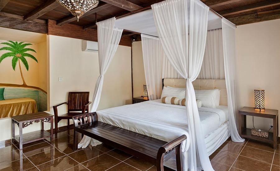 Baliwood Resort Ubud - Kamar tamu