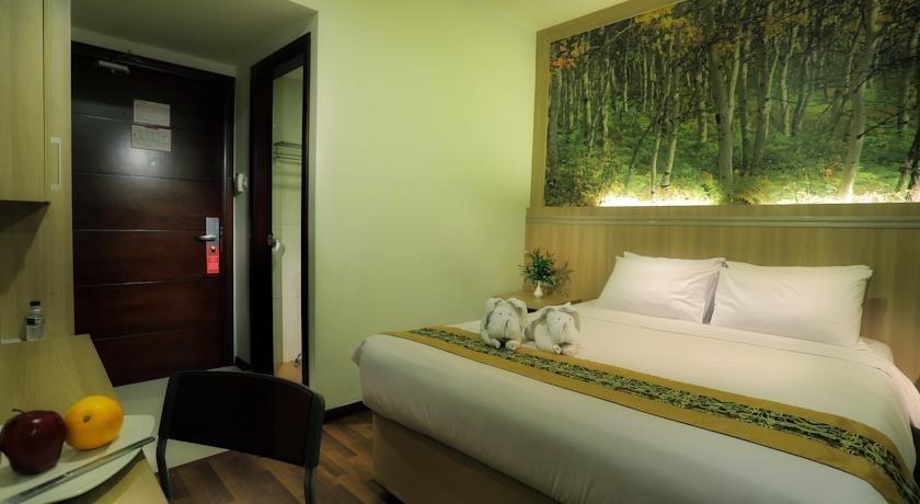 Transera Hotel Pontianak - Kamar Deluxe