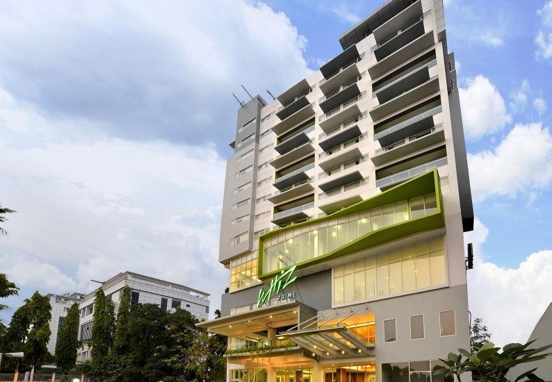 Whiz Hotel Bogor - BUILDING