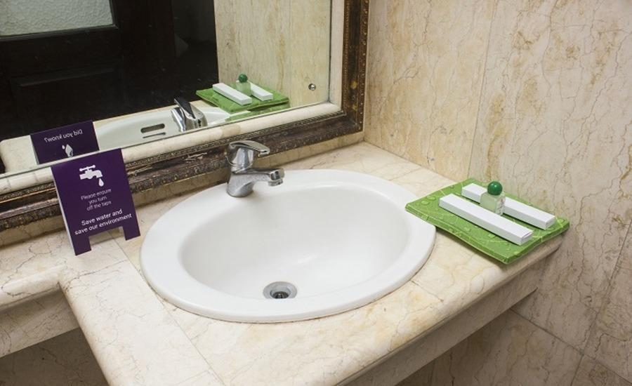 Tinggal Standard Sultan Iskandar Muda Semampir - Kamar mandi