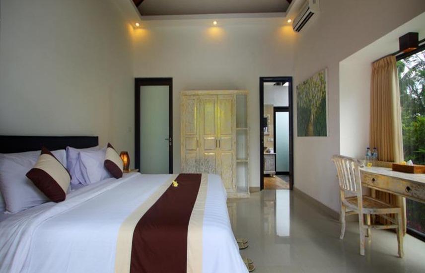 Alam Sembuwuk Bali - Kamar tamu