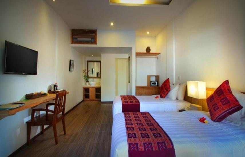 Alam Sembuwuk Bali - Villa 3 Bedroom Luxury- Pegipegi promotion Min 2Night