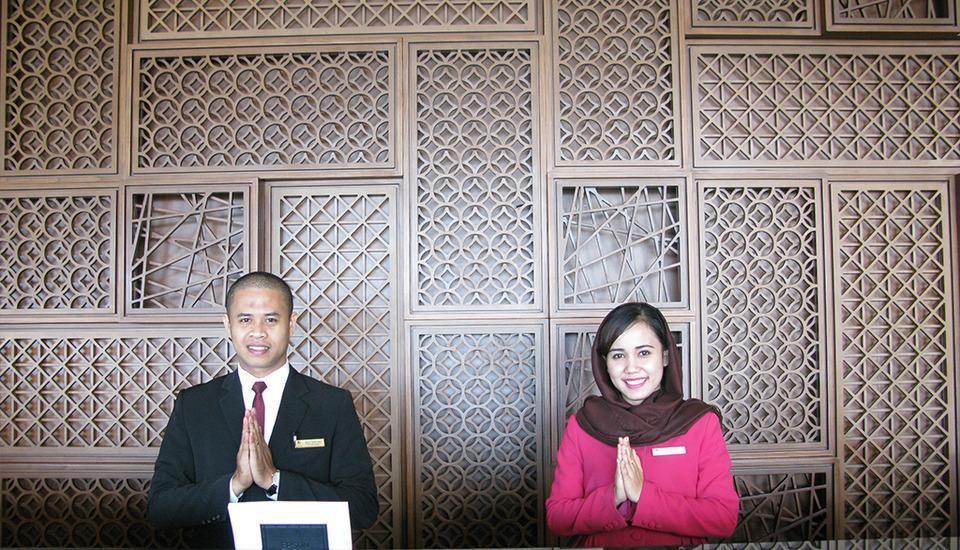 Gammara Hotel Makassar - Reception