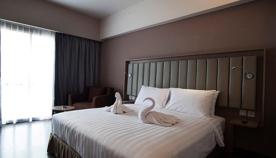 Gammara Hotel Makassar - Superior King Regular Plan