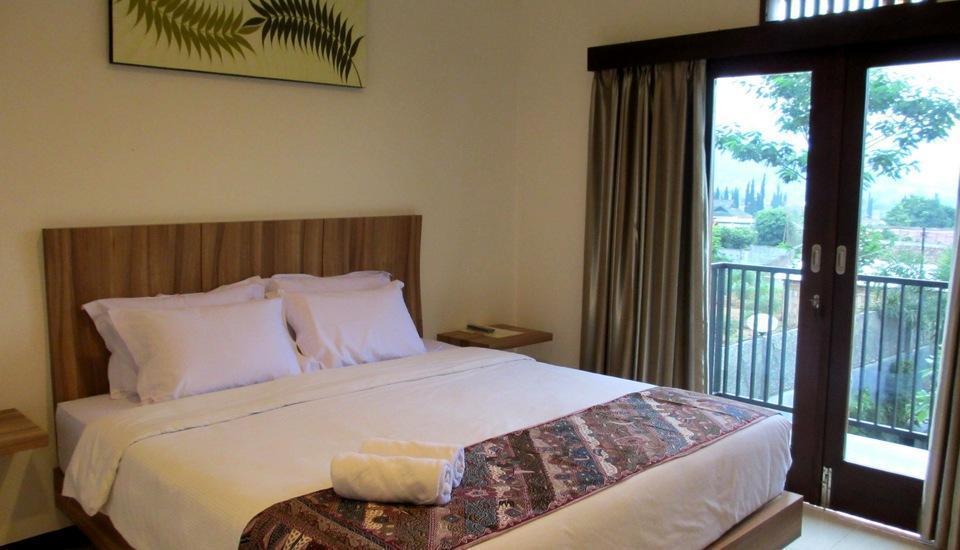 Sumber Hotel Malang - Superior View