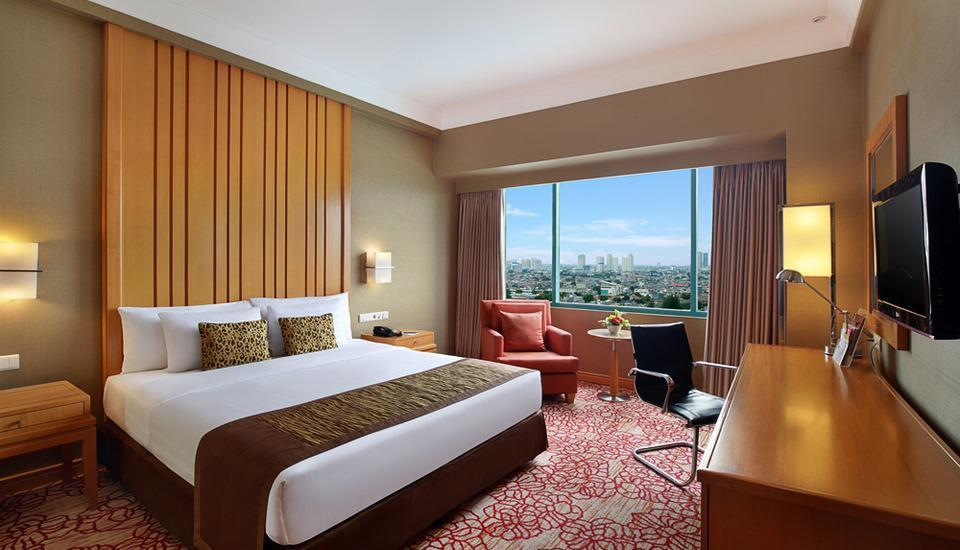 Hotel Ciputra Jakarta - Superior Deluxe Double Room Promo Discount 15%