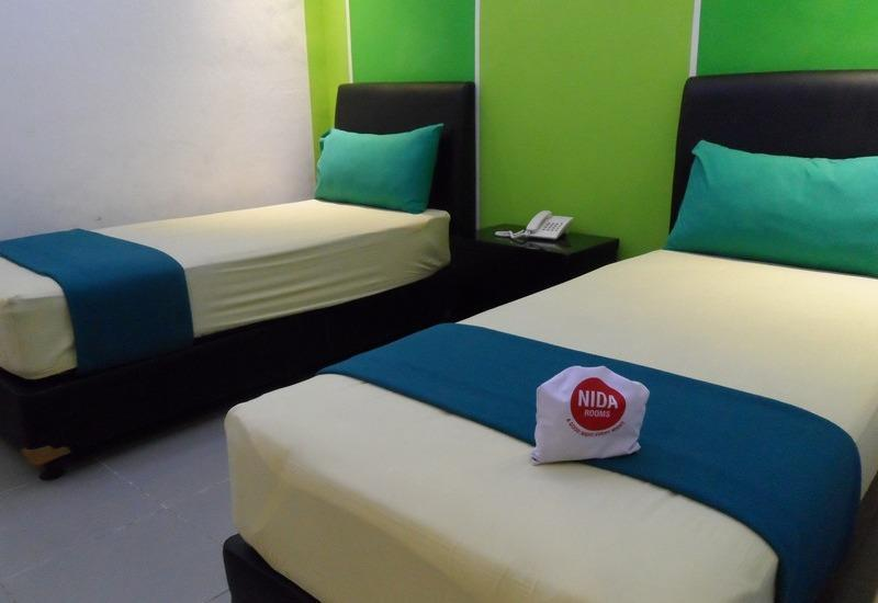NIDA Rooms Cirebon Pangeran Cakrabuana - Kamar tamu