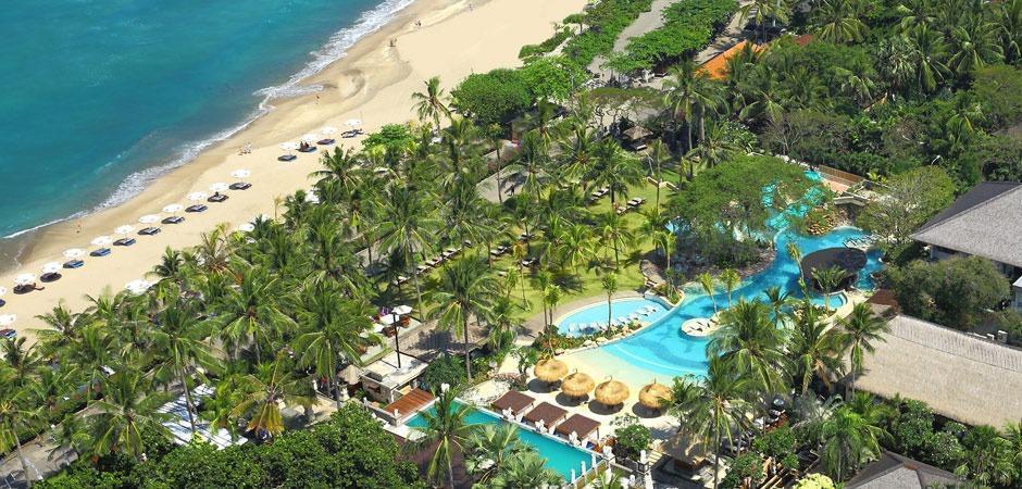 Bali Mandira Beach Resort & Spa Bali - Aerial View