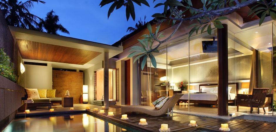 Bali Mandira Beach Resort & Spa Bali - Klub kolam renang villa