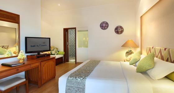 Bali Mandira Beach Resort & Spa Bali - Deluxe Club Cottage Lastminute 7 days