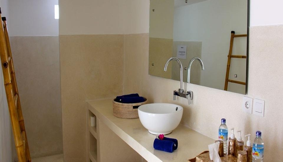Seri Resort Gili Meno Lombok - Kamar mandi