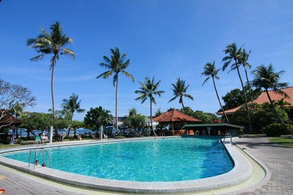 Inna Grand Bali Beach Bali - Kolam Renang Tirta
