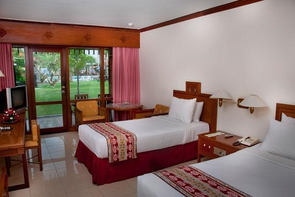Inna Grand Bali Beach Bali - Superior Garden Wing Room Only Last Minutes Promo