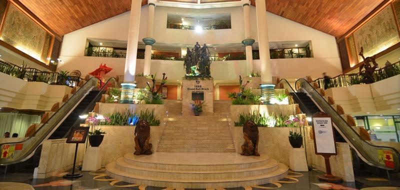 Inna Grand Bali Beach Bali - lobby
