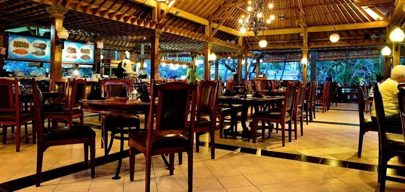 Inna Grand Bali Beach Bali - Restoran