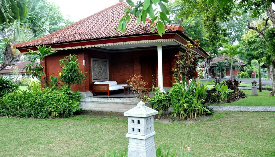 Inna Grand Bali Beach Bali - Cottage View 3 Inna GBB