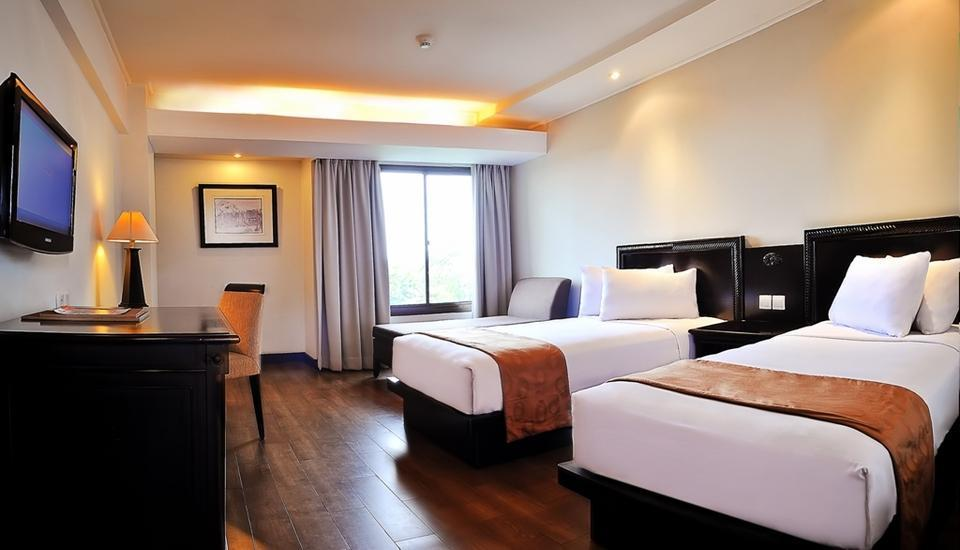 Hotel Santika Cirebon - Deluxe Twin.