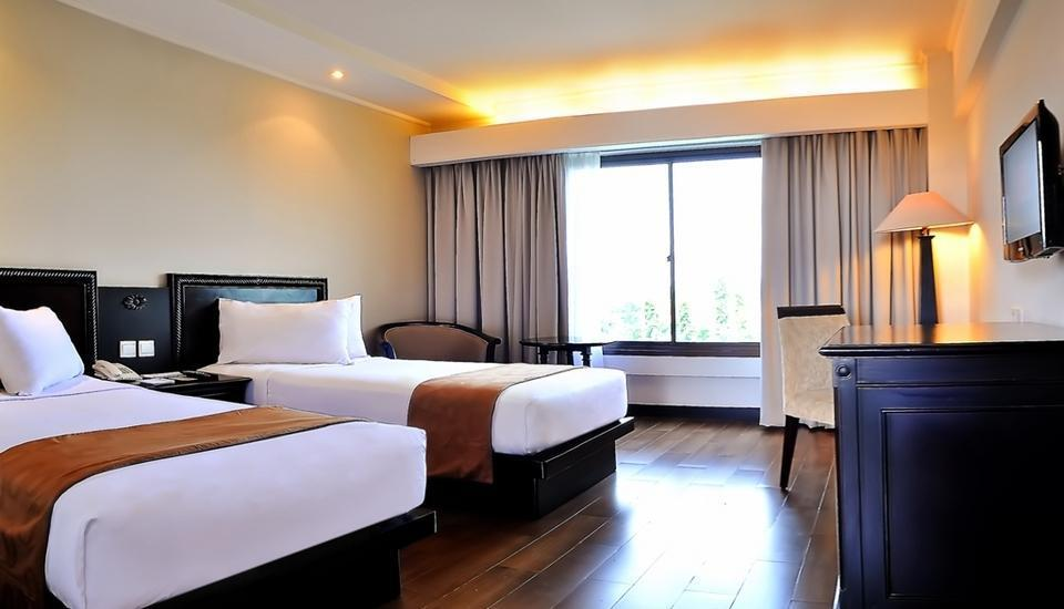 Hotel Santika Cirebon - Superior Room Twin Promo 15% OFF