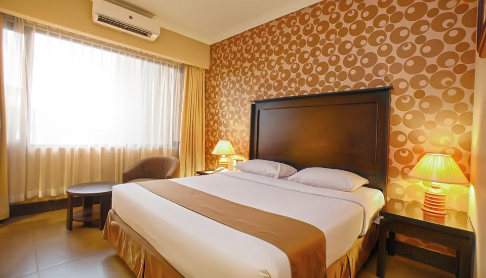 Bali World Hotel Bandung - Superior Room Main Building 19 Jun - 30 Nov Save IDR 115.000