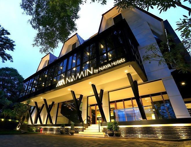 Namin Dago Hotel Bandung - Pemandangan