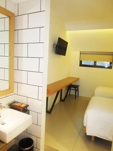 Namin Dago Hotel Bandung - Simple Room