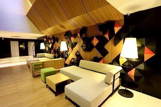 Namin Dago Hotel Bandung - Lobby