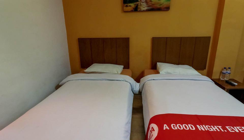 NIDA Rooms Depok Museum Affandi Jogja - Double Room Single Occupancy Special Promo