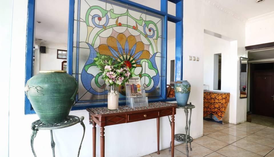 Sudirman Boutique Room Bogor - Entrance