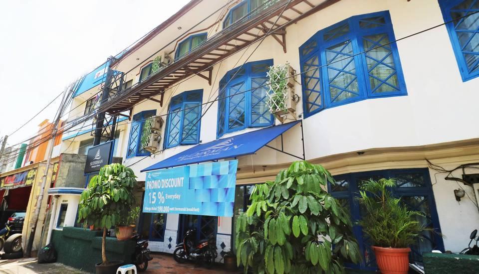 Sudirman Boutique Room Bogor - Building