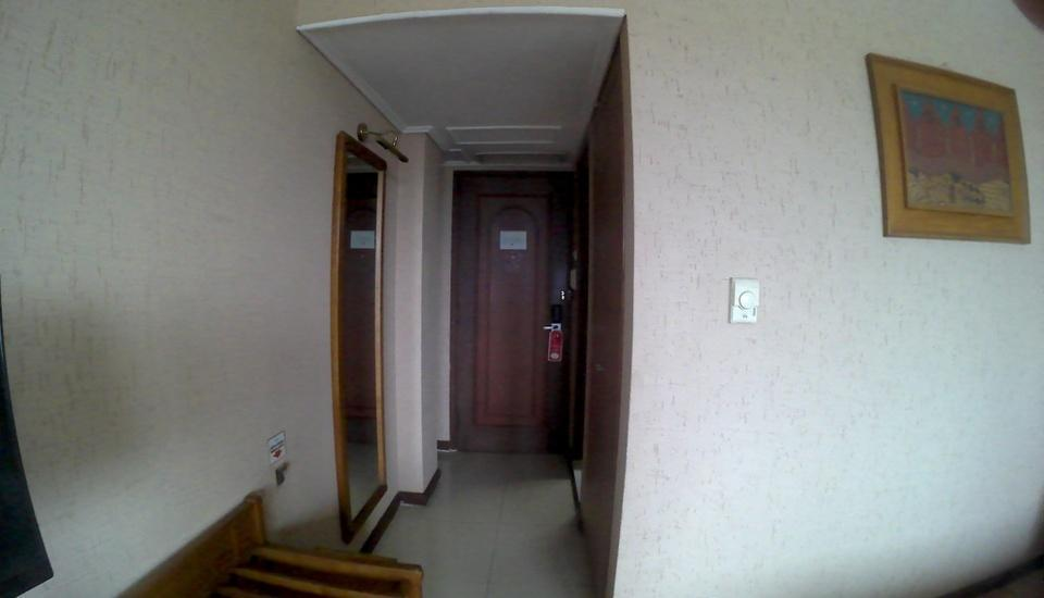 Hotel Agas International Solo Solo - Kamar tamu