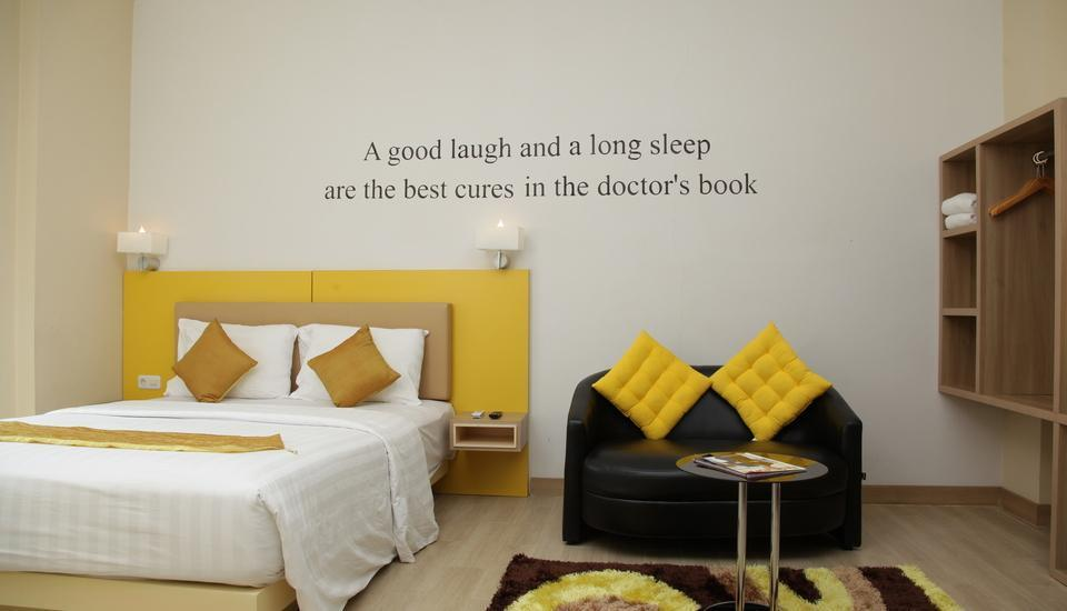 Big Hotel Jakarta - Executive Room