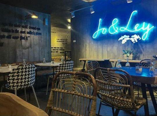 Couleur Hotel Cengkareng - Restoran
