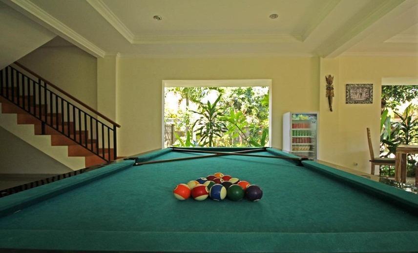 Uma De Villa Bali - Fasilitas