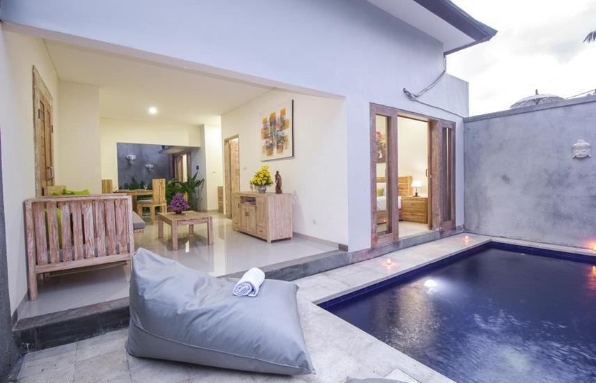 Uma De Villa Bali - Kolam Renang