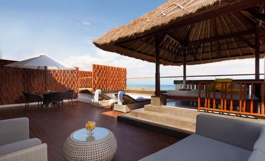 Hotel Nikko Bali Benoa Beach Bali - Oceanfront Rooftop Suite Regular Plan