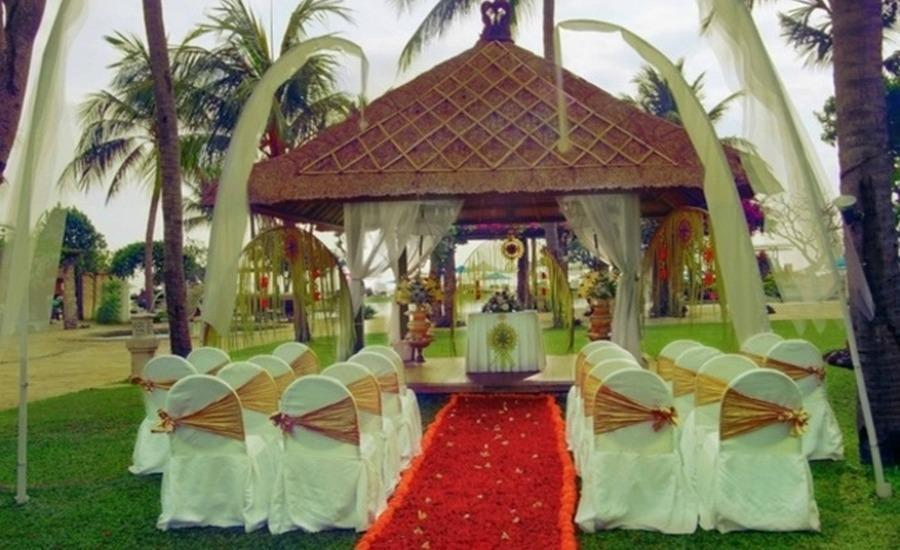 Hotel Nikko Bali Benoa Beach Bali -