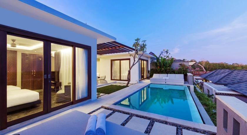 Prasana Villa Bali - Two Bedroom Sunrise Pool Villa  LUXURY - Pegipegi Promotion