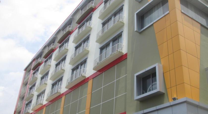 Hotel Horison Jayapura - Tampilan Luar