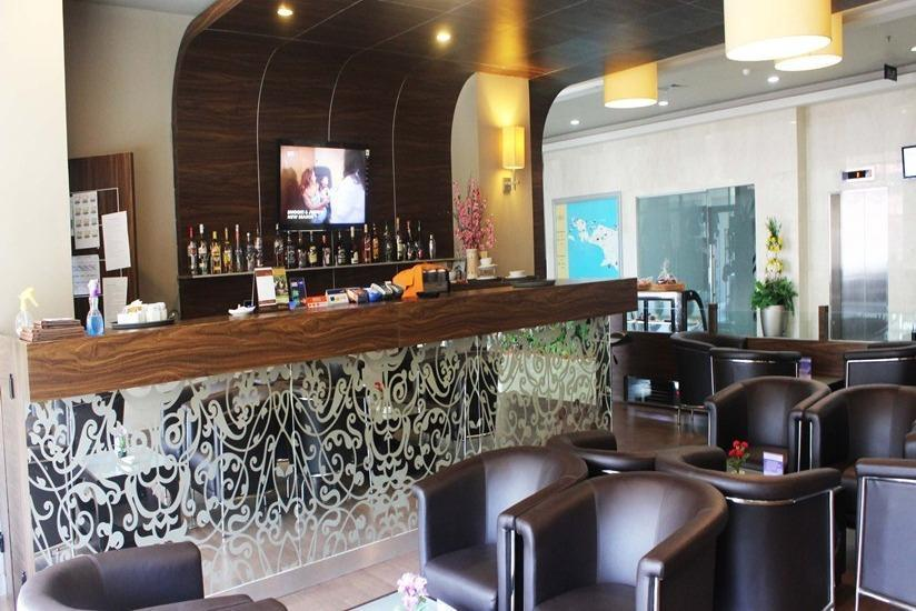 Hotel Horison Jayapura - Putri Lounge