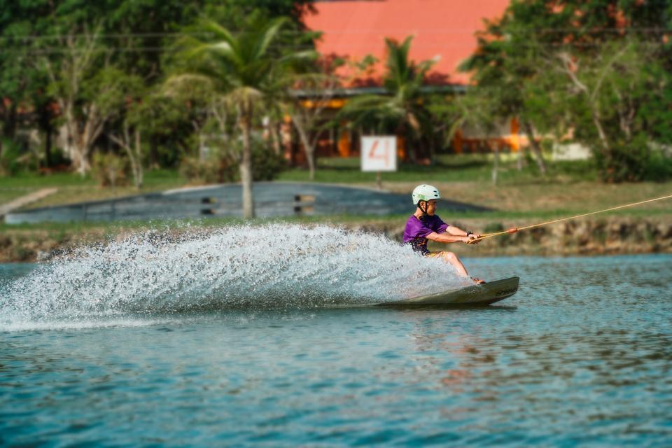 HARRIS Waterfront Batam - Cable Ski Sport Activities